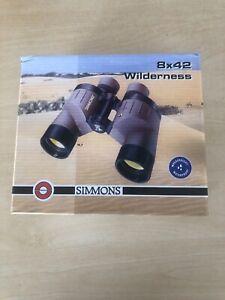 Simmons Wilderness 8x42 Binoculars