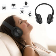 Excelvan BT-9967 Faltbar Kabellos Bluetooth Kopfhörer Bass FM/TF Karten Modus
