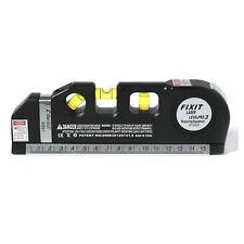 Laser Level Vertical Measure Line Tape Adjusted Standard Ruler Horizontal Lasers