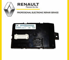 Renault Kangoo BCM Body Control Module Repair Service - UCH BSI