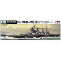 Tamiya 31615 British Battleship Prince of Wales Battle of Malaya 1/700