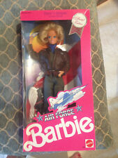 Barbie AIR FORCE Stars and Stripes 1990 Special Edition