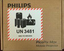 Philips PicoPix Max Projector - Brand New