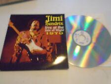 Jimi Hendrix Live at the Isle of Wight 1970 Laserdisc LD