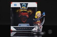 QUANTUM MECHANIX DC COMICS SUPERMAN - SUPERGIRL Q-FIG FIGURE BRAND NEW