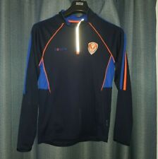 St. Helens Rugby League 1/4 Zip Training Shirt Large L Long Sleeved Top O'Neills
