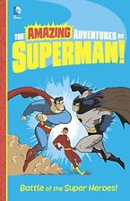 Battle of the Super Heroes! (The Amazing Adventures of Superm... by Yale Stewart