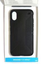 Speck Presidio Grip Case for Apple iPhone X/XS, Black
