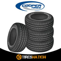 (4) New Cooper Radial G/T P225/70R15 100T Tires