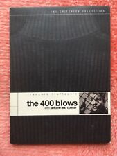 The 400 Blows with antoine & colette Francois Truffaut Dvd Criterion Collection