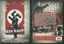 DVD - MEIN KAMPF avec TOM SCHILLING / NAZI HITLER 3 REICH WW2 / NEUF EMBALLE NEW