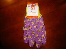 WB Dc Comics Justice League Wonder Woman Kids Girls Garden Gloves Age3+ New