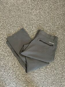 Craghoppers Grey Walking Hiking Trousers 38R