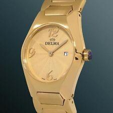 New DELMA Swiss Made Castello Series Ladies Watch