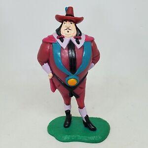 "Vintage Pocahontas Governor Ratcliffe 4"" PVC Figure Disney Applause Cake Topper"