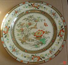 Powell Bishop And Stonier Stunning Salad Plate Circa 1880 HONG KONG Design
