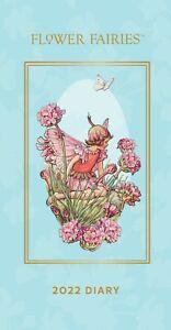 Portico Diaries 2022 - Flower Fairies Slim Diary (D22516)