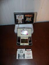 VTG 80's Nintendo LCD Handheld Pinball Game & Watch - Rare