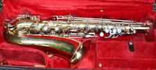 Vintage MARTIN Imperial Alto Saxophone Saxophone with Case & Martin Mouthpiece