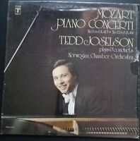 Mozart - Piano Concertos 11 & 12, TEDD JOSELSON, VOX Turnabout
