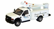 HO RIVER POINT STATION FIBER-TEK CABLE F-450 XL DRW Bucket Truck