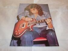 WISHBONE ASH - WISEFIELD - Mini poster couleurs 2  !!!!!!!!! VINTAGE 70'S