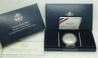2004 US Mint Thomas Alva Edison Commemorative Proof Silver Coin w/Box & COA