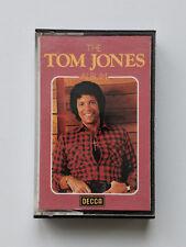 Tom Jones - The Tom Jones album - Cassette tape album - 1980 Decca