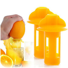 Manual Hand Citrus Juicer Orange Plastic Squeezer Lemon Fruit Press Juice Xmas
