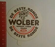 Aufkleber/Sticker: Wolber die beste Ronde Banden Tuben Velgen (230916193)