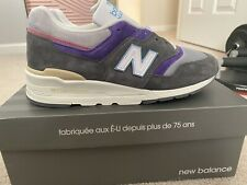 NEW BALANCE 997 NB1 SZ 12 MADE IN USA 990 998 1500 concepts kith custom ID