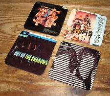 The Shadows Album Cover Coaster Set