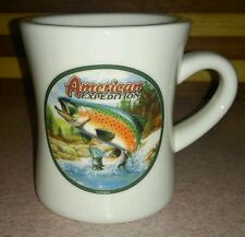 American Expedition Ceramic Mug Rainbow Trout Explore And Discover