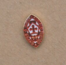 Masonic Knights Templar Priests - Gold Plated Lapel Pin (LP044)