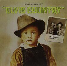 """Elvis Presley FTD 2 CD-Set - Elvis Country (I'm 10,000 Years Old) - 7"""" Digipack"""