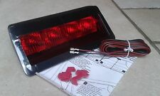 GENUINE NOS ROVER MINI COOPER SPORT 500 S HIGH LEVEL THIRD BRAKE LIGHT RARE 1275
