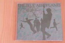The Blue Aeroplanes – ... And Stones - 4T Boitier neuf CD maxi-single promo RTL