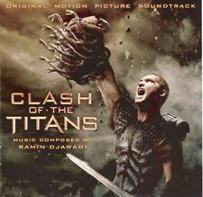 CLASH OF THE TITANS (BOF) - DJAWADI RAMIN (CD)