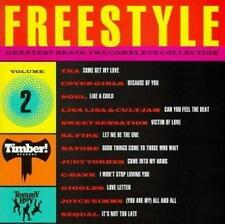 Various Artists : Freestyle Greatest Beats: The Complete Collection, Vol. 2 CD