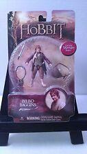 "New The Hobbit Bilbo Baggins 3 3/4 "" Figure An Unexpected Journey Martin Freeman"