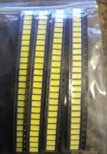 100 PCS  5630/5730 Single Chip SMD SMT LED 0.5W  White 5000-6500k USA seller