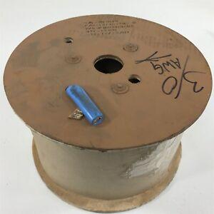 Alpha PBM0003-6Z 3/0 Battery Hook-Up Wire 100' Blue 1666/30