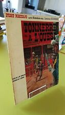 BLUEBERRY TONNERRE A L'OUEST EO BROCHEE CHARLIER GIRAUD MOEBIUS