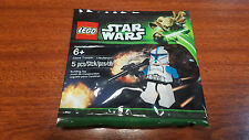 LEGO STAR WARS Minifig CLONE TROOPER LIEUTENANT Polybag 6047522 Minifigure NEW