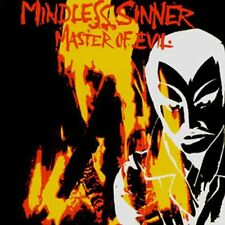 MINDLESS SINNER - Master Of Evil (NEW*LIM.ED.*SWE HEAVY METAL CLASSIC + BONUS TR