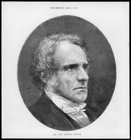 1872 Antique PORTRAIT Print - Professor Frederick Maurice Theologian  (13)