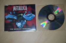 Metallica - The memory remains. CD-Single (CP1708)
