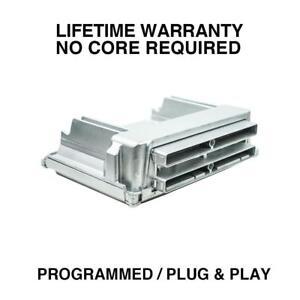 Engine Computer Programmed Plug&Play 1999 Chevy Silverado 1500 4.8L PCM ECM ECU