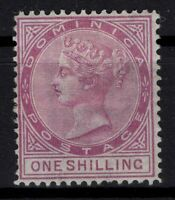P131879/ DOMINICA STAMPS / BRITISH COLONY / SG # 9 MNG - CV 155 $