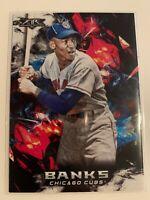 2018 Topps Fire Baseball #73 Ernie Banks Chicago Cubs